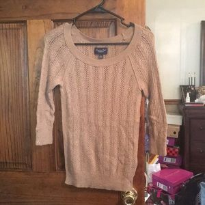 American Eagle small ran sweater
